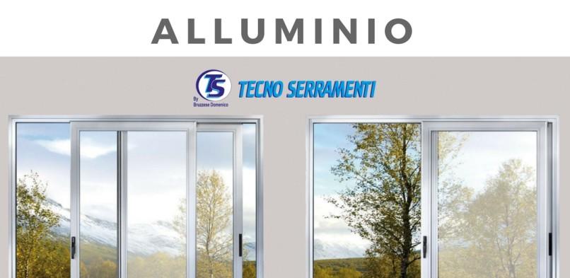 7 motivi per scegliere i serramenti in alluminio