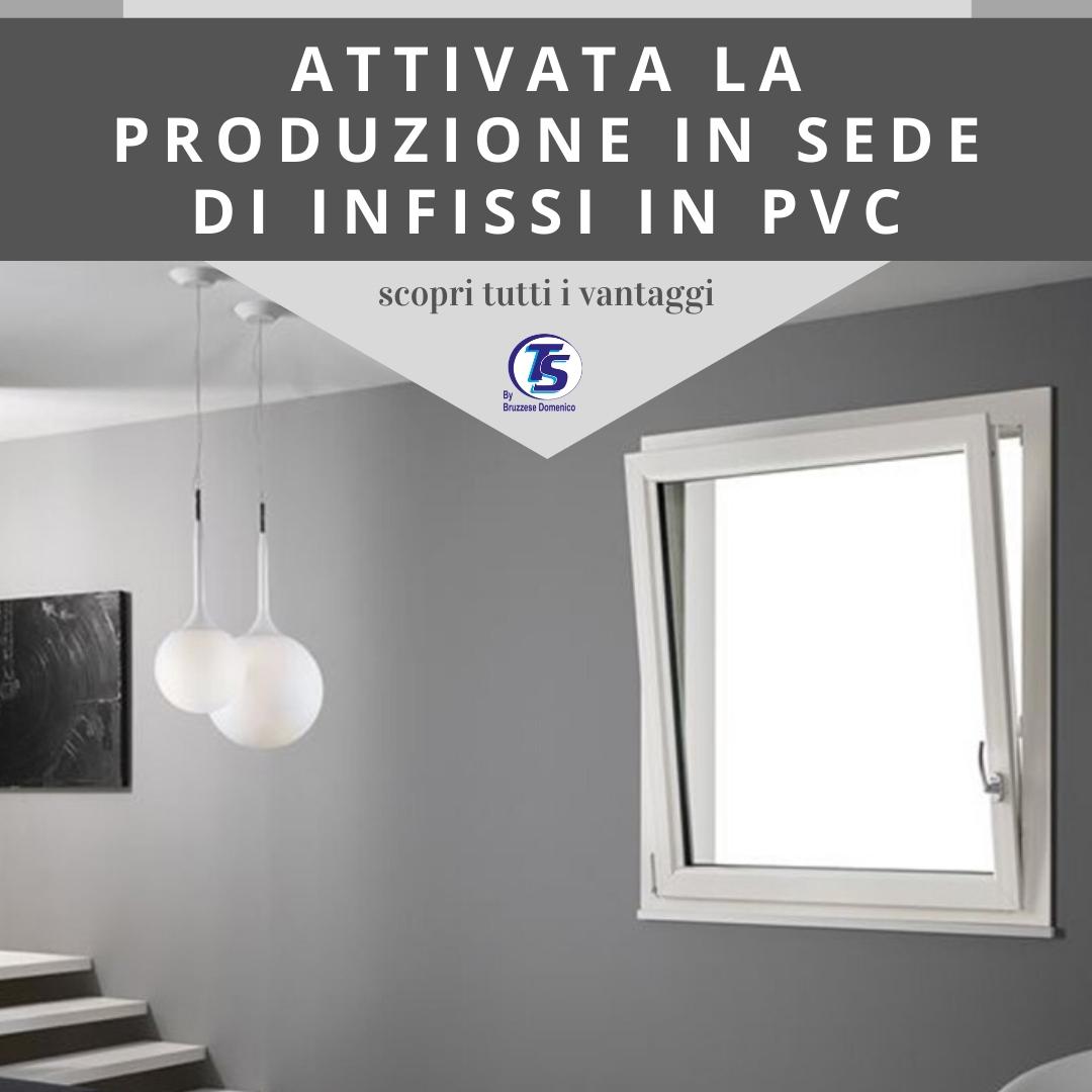 Infissi in PVC - Tecno Serramenti