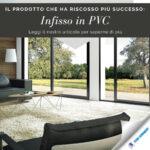 Infisso in PVC: il prodotto che ha riscosso più successo - Tecno Serramenti
