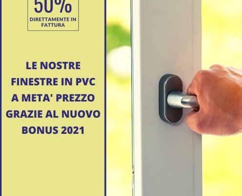 Le tue nuove finestre in PVC: le paghi la metà grazie agli incentivi - Tecno Serramenti