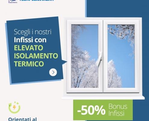infissi risparmio energetico